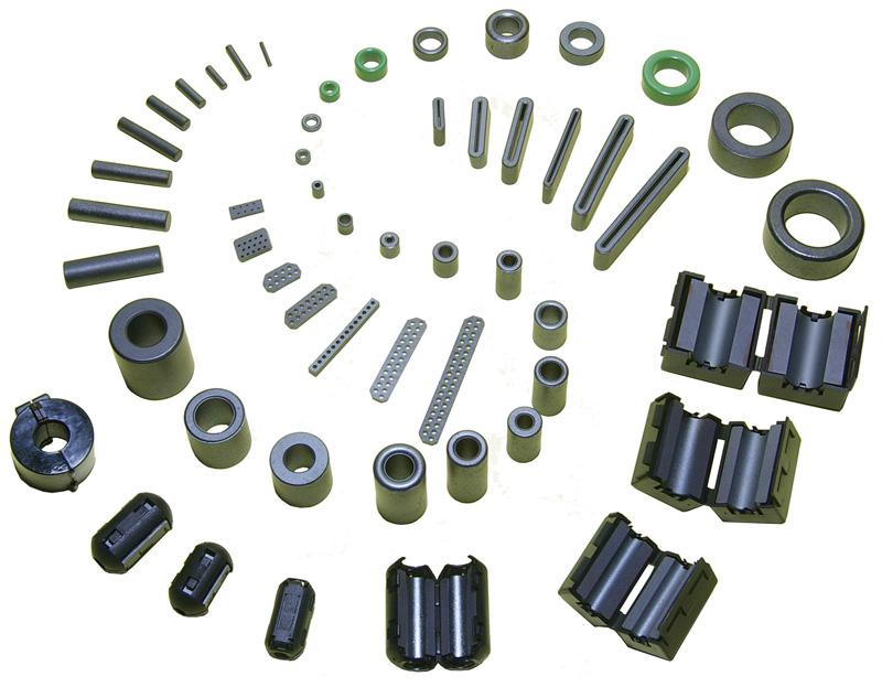 Crown ferrite produce ferrite core for suppression emi problem ni zn